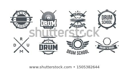 Drum Stock photo © grafvision