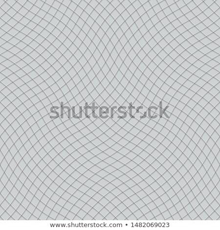 Ismétlés téglalap halftone modern mértani textúra Stock fotó © samolevsky