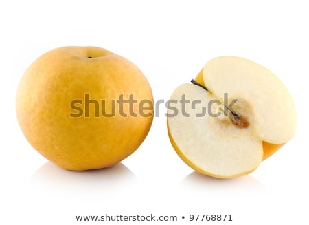 孤立した フルーツ 幹 白 ツリー ストックフォト © Ansonstock