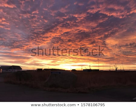 Borhaug, Norway Stock photo © phbcz