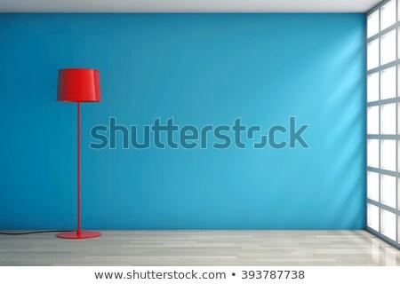 frontal modern light bulb Stock photo © prill