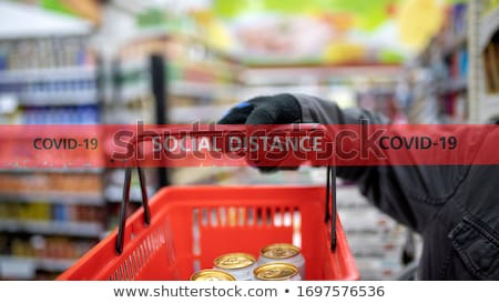 noticias · extra · mano · periódico - foto stock © bbbar