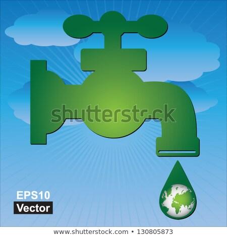 Greenpeace Preserve Water Stock photo © idesign