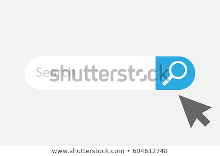 Search bar in browser Stock photo © cherezoff