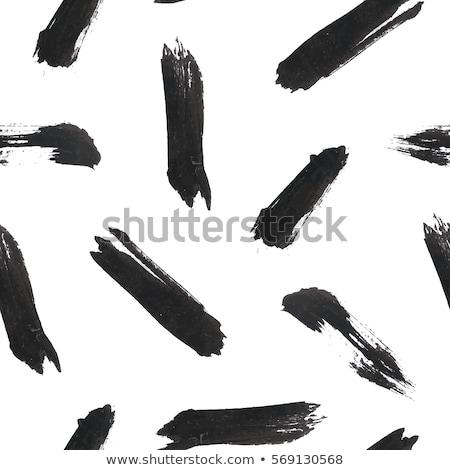 Vector sin costura dibujado a mano diagonal grunge patrón Foto stock © CreatorsClub