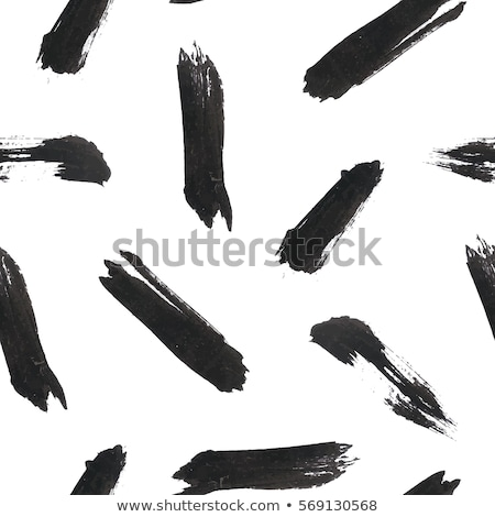 vector seamless hand drawn diagonal grunge strokes pattern stock photo © creatorsclub