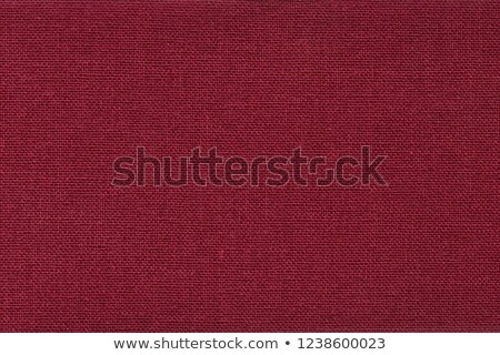 dark red linen texture Stock photo © LightFieldStudios