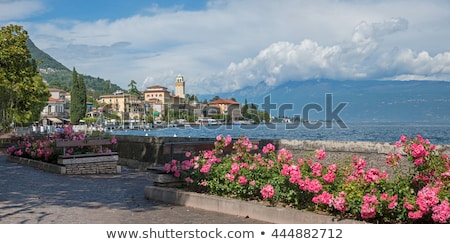 Gardone on Lake Garda Stock photo © backyardproductions