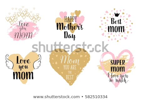 Valentines day, Galentines Day female party, vector set Stock photo © beaubelle