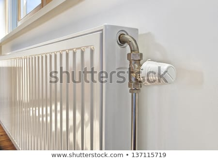 Heater And Radiator Warm Control  Stock photo © AndreyPopov