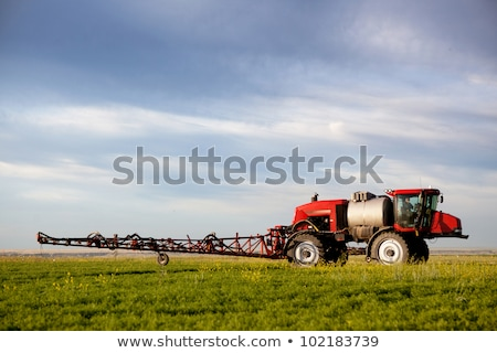 High Clearance Sprayer Stock photo © SimpleFoto