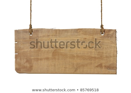 wooden blank sign post Stock photo © smithore