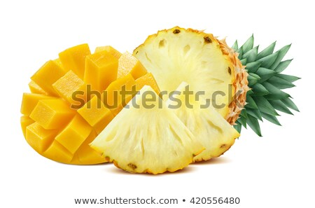 ананаса манго таблице природы фон лет Сток-фото © inaquim