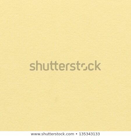 Fiber Paper Texture - Lemon Chiffon stock photo © eldadcarin