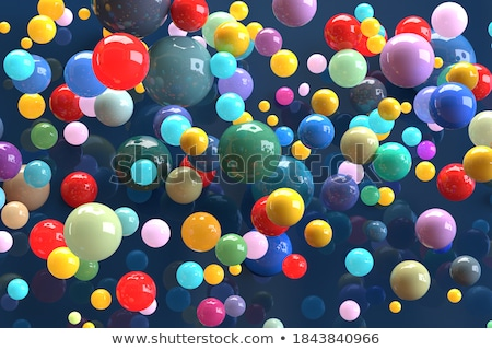 Absztrakt színes szivárvány kör terv űr Stock fotó © pathakdesigner
