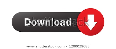 Downloaden knop vector witte internet glas Stockfoto © markbeckwith