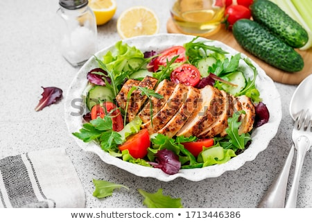 meat food Stock photo © mikhail_ulyannik
