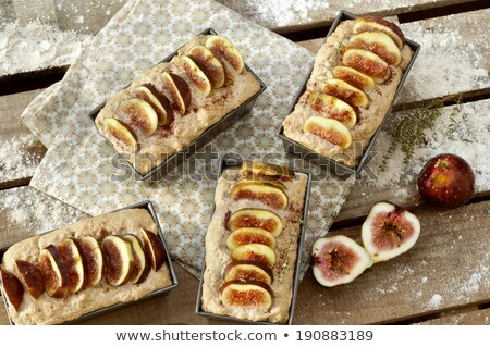 Cakes and bread on the Mediterranean market Stock photo © tannjuska