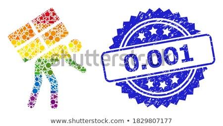 Rainbow · elemento · cartoon · decorazione · abstract · natura - foto d'archivio © kaikoro_kgd