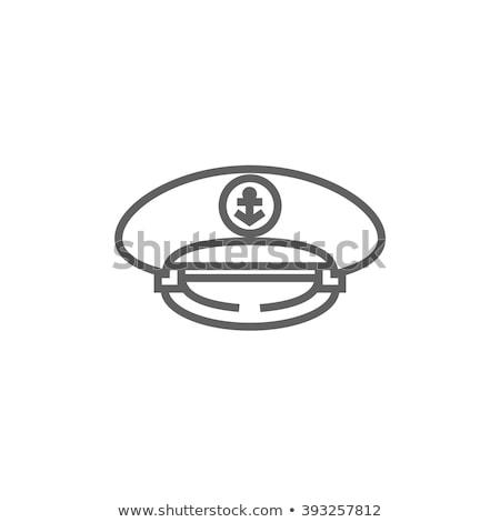 marinheiro · ícone · ilustração · ícones · trabalhar · navio - foto stock © rastudio