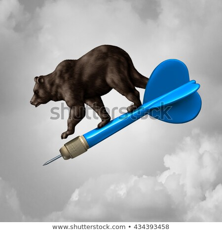 Bear Market Prediction Target Stock photo © Lightsource