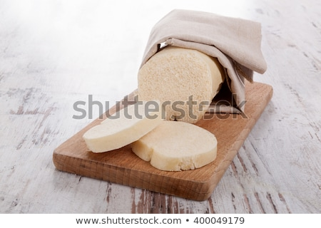 sliced bread dumpling stock photo © digifoodstock