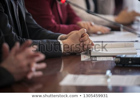 American Election Media Stock photo © Lightsource