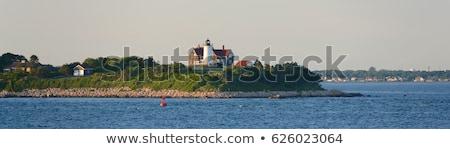 Point lumière phare cape cod USA bois Photo stock © CaptureLight