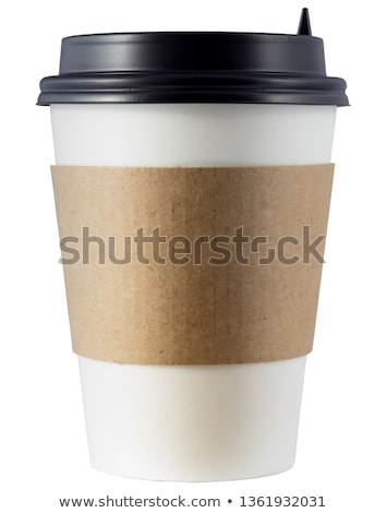 Coffee to go Stock photo © zsooofija