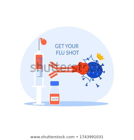 drug · slaan · creatieve · geneeskunde · gezondheidszorg · drugs - stockfoto © fisher