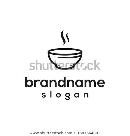 groentesoep · ingrediënten · achtergrond · keuken · dienst · eten - stockfoto © ikalvi