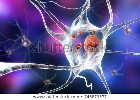 parkinsons disease medicine 3d illustration stock photo © tashatuvango
