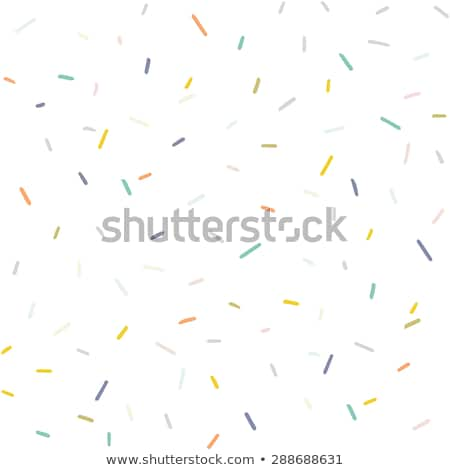 abstract vector confetti background design Stock photo © SArts
