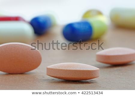 statin medication stock photo © lightsource