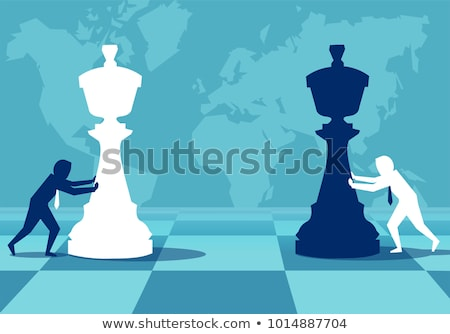 Trade War Solution Stock photo © Lightsource