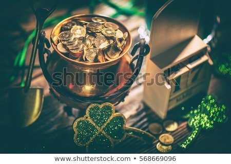 st patricks day still life stock photo © grafvision