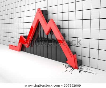 Failure and loss concept in business Stock photo © Giulio_Fornasar