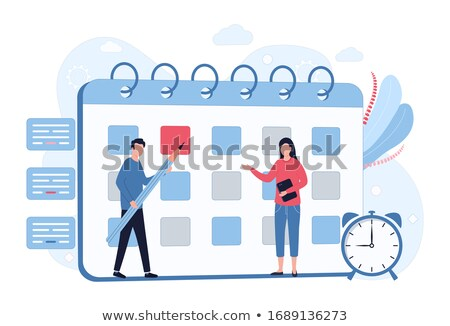 Program settings vector concept metaphor Stock photo © RAStudio
