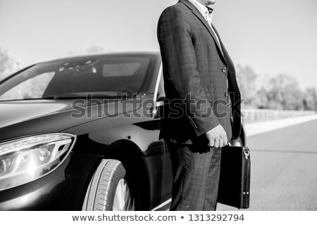 Diplomatic Car Stock photo © benchart