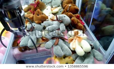 Holiday in Display on Vending Machine. Stock photo © tashatuvango