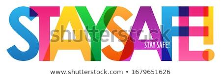 seguro · empresário · cadeado · teclado · tecnologia · segurança - foto stock © fuzzbones0