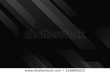 аннотация черный технологий вектора дизайна монохромный Сток-фото © saicle