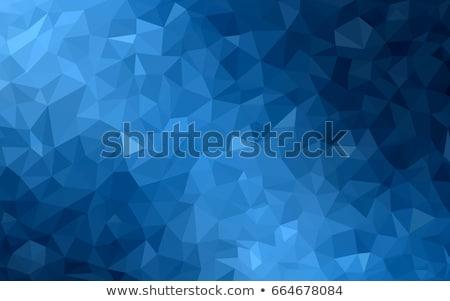 Abstrato geométrico baixo luz projeto tecnologia Foto stock © olgaaltunina