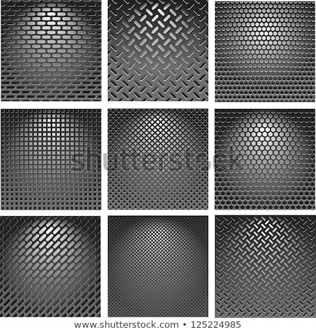 escuro · vermelho · metal · textura · vetor · tecnologia - foto stock © derocz