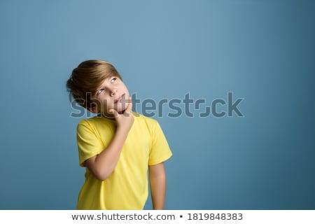 wygląd · profil · kobiet · patrząc · oka · młodych - zdjęcia stock © pressmaster