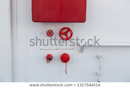 高い · 圧力 · 火災 · バルブ · 安全 · 緊急 - ストックフォト © bobkeenan