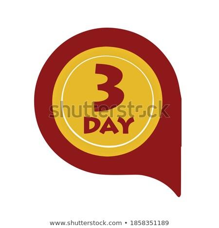 Pénz csere három chat buborék terv bankügylet Stock fotó © kyryloff