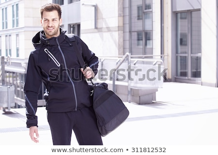 young man going to the gym Stock photo © photography33