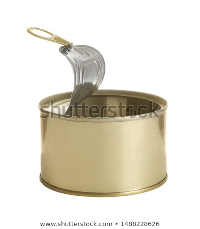 The can opener opens can Stock photo © ozaiachin