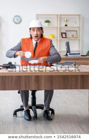 Panicked architect Stock photo © photography33